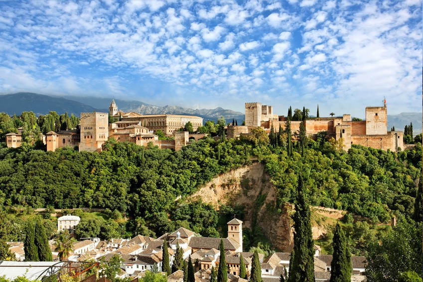 Alhambra Tour From Seville
