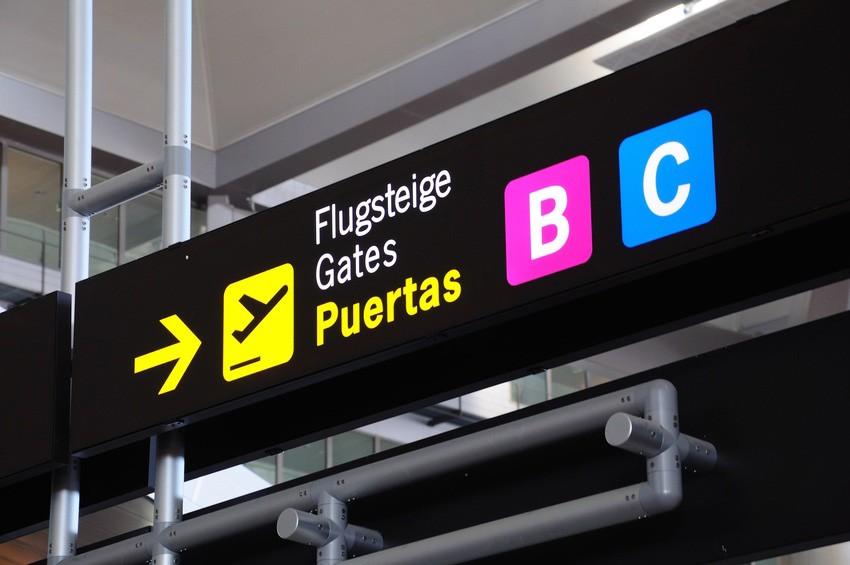 Andalusien Karte Flughäfen.Flughäfen In Andalusien Alle Infos Auf Andalusien Tour Com